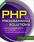 PHP programming solutions by  Vikram Vaswani