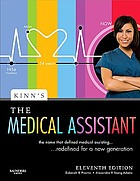 Kinn's The medical assistant : an applied learning approach.