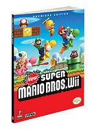 New Super Mario Bros. Wii : Prima official game guide