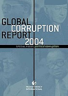 Global corruption report. 2004