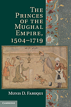 Princes of the Mughal Empire, 1504-1719