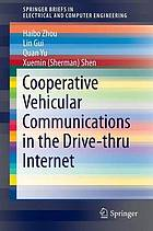 Cooperative vehicular communications in the drive-thru internet