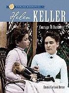 Helen Keller : courage in darkness