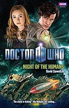 Doctor Who : night of the humans.