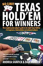 No limit Texas hold 'em for winners