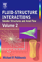 Fluid - structure interactions : slender structures and axial flow.