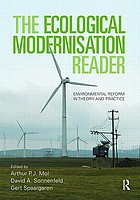 The ecological modernisation reader : environmental reform in theory and practice