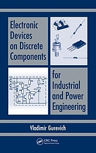 Electronic devices on discrete components for industrial and power engineering