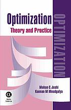 Optimization : theory and practice