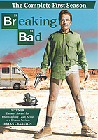 Breaking bad. / The complete first season