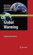 Global warming : engineering solutions