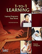 1-to-1 learning : laptop programs that work