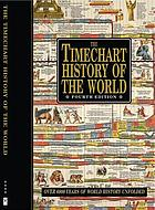 The timechart history of the world.