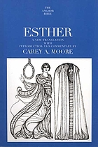 Esther : introduction, translation, and notes