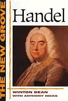 The New Grove Handel