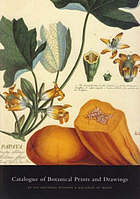 Catalogue of botanical prints and drawings at the National Museums & Galleries of Wales