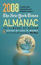The New York Times 2008 almanac