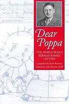 Dear poppa : the World War II Berman family letters