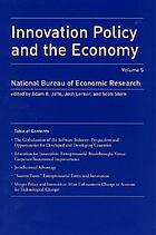 Innovation policy and the economy 5