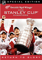 2008 Stanley Cup champions Detroit Red Wings