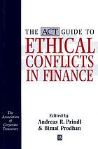 Ethical conflicts in finance