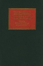 The Cambridge companion to Anselm