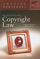 Principles of copyright law