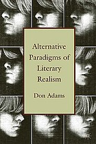 Alternative paradigms of literary realism