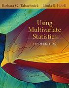 Using multivariate statistics