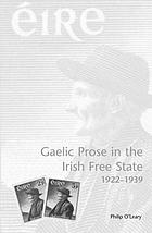 Gaelic prose in the Irish Free State, 1922-1939