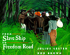 Slave ship to freedom