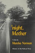 'Night, mother : a play