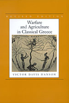 Warfare and Agriculture in Classical Greece cover image