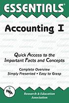 The essentials of accounting I