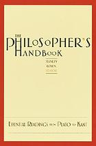 The philosopher's handbook : essential readings from Plato to Kant
