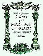 Marriage of Figaro.
