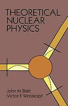 Theoretical Nuclear Physics.