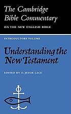 Understanding the New Testament.