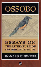 Ossobó : essays on the literature of São Tomé and Principe