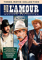 Louis L'Amour western collection.