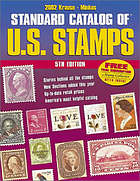 Krause-Minkus standard catalog of U.S. stamps : listings 1845-date