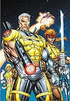 X-Force Cable. [Vol. 1], The legend returns