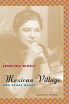 Mexican village and other works