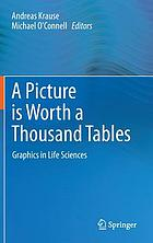 A picture is worth a thousand tables : graphics in life sciences
