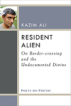 Resident alien : on border-crossing and the undocumented divine