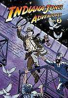 Indiana Jones adventures. Vol. 2, Curse of the invincible ruby