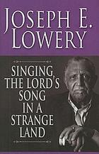 Singing the Lord's song : in a strange land