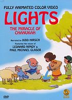 Lights : the miracle of Chanukah