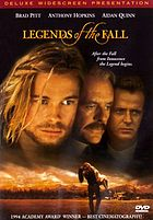 Seven years in Tibet ; Legends of the fall