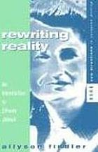 Rewriting reality : an introduction to Elfriede Jelinek